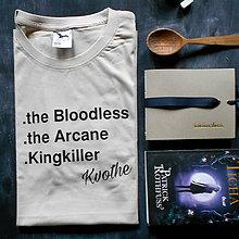 Tričká - Kráľovrah - tričko - 8328692_