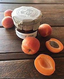 Potraviny - Marhuľový džem s pravou vanilkou - 8327501_