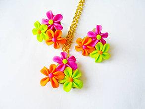 Sady šperkov - Kvetinková - 8331594_