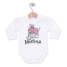 Detské oblečenie - Malá muffinka - 8329702_
