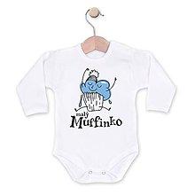 Detské oblečenie - Malý muffinko - 8329714_