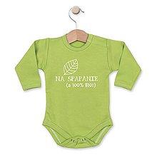 Detské oblečenie - 100% BIO - 8329716_