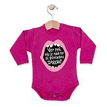 Detské oblečenie - Zarev si! - 8329719_