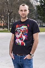 - ZLACNENÉ - Pánske tričko Jaro Filip - skladom veľkosť M - 8330051_