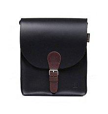 Kabelky - Pánská kožená taška WEST - 8329959_
