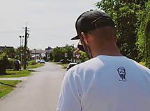 Tričká - Lodička jeho/pánske tričko - 8331543_