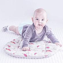 Textil - Podložky do kočíka od výmyslu sveta - 8332431_