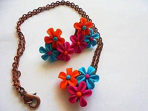 Sady šperkov - Kvetinková - 8335366_