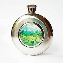 Nádoby - Ploskačka - bike a hory - 8333600_