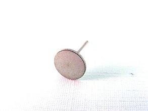 Komponenty - Puzeta s plôškou 7 mm /M1610a/ - nerez.oceľ 316 - 8334602_