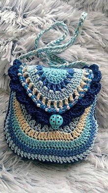 Detské tašky - Moja prvá kabelka - 8334198_