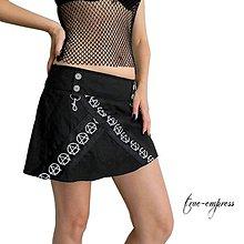 Sukne - Rocková letná sukňa - 8333321_