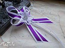 Pierka - svadobné pierko pre rodičov.... - 8334692_