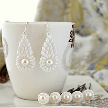 Sady šperkov - Wish white (Ag925) na objednávku - 8333364_