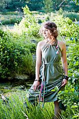 Šaty - volanie divočiny - 8335075_