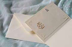 Papiernictvo - Pohľadnica - ruža s motýľom - 8333280_