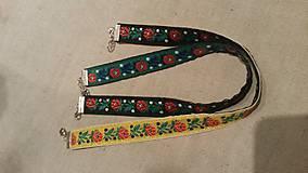 Iné šperky - Choker Folklór - 8335831_