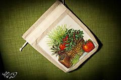 Úžitkový textil - Vrecko na bylinky No.13 - 8338449_