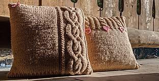 Úžitkový textil - vankúš Zora - 8338721_