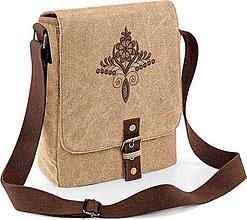 Na tablet - Taška na iPad®/ Tablet, výšivka Vajnory - 8335991_