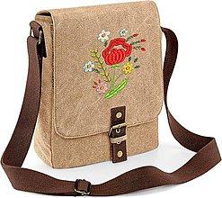 Na tablet - Taška na iPad®/ Tablet, výšivka Gorali - 8336004_