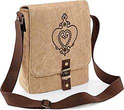 Na tablet - Taška na iPad®/ Tablet, výšivka Blanciar - 8336011_