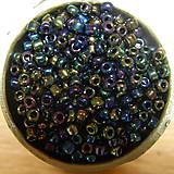 Korálky - Rokajl okrúhly 2,5mm - 8338900_