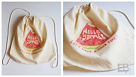Batohy - Summer tote bag - 8340989_
