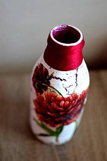 Dekorácie - Kvetinová váza - 8340467_