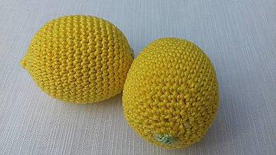 Hračky - citrón - 8339246_