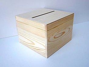 Polotovary - M59- Krabica na obálky 25x25 cm - 8339807_