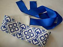 Opasky - Opasok modrý - 8341996_
