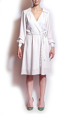 Šaty - Zavinovacie šaty - 8344916_