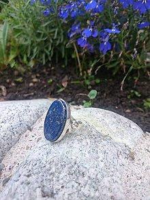 Prstene - prsteň s Lapis Lazuli - 8343821_