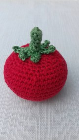 Hračky - paradajka - 8344676_