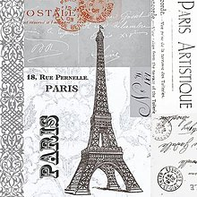 Papier - Paríž - 8343515_