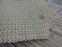 Úžitkový textil - Koberček - 8345005_