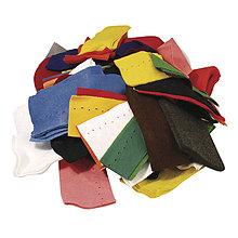 Textil - Plsť 500 g. mix - 8346072_