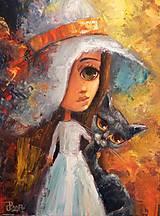 Obrazy - Hračka pro princeznu - 8345733_