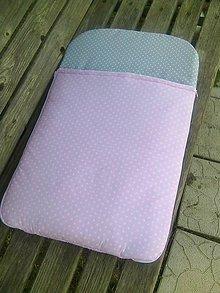 Textil - vak pre novorodenca 75 x 45 cm - 8347012_