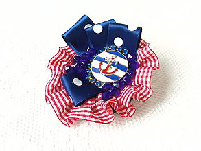 Odznaky/Brošne - Mrs. Sailor (brooch) - 8349159_