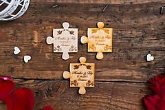 Darčeky pre svadobčanov - Puzzle 2 NB - 8349042_