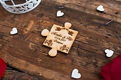 Darčeky pre svadobčanov - Puzzle 2 NB - 8349043_