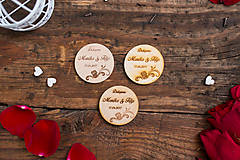Darčeky pre svadobčanov - Kruh 1 - BB - 8349078_