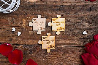 Darčeky pre svadobčanov - Puzzle 1 NB - 8349027_