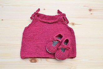 Detské oblečenie - Detská vesta organic wool 0 - 6 m - 8348127_