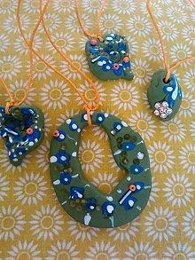 Sady šperkov - Sada príveskov...... - 8347969_