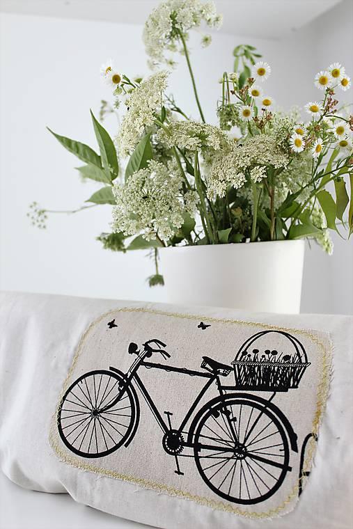 Veľké tašky - Textilná taška 2v1 Yellow Bicykel - 8348683_