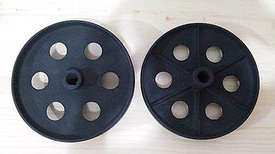 Iný materiál - Industrialne kolesa dierovane - 8348358_
