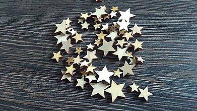 Komponenty - Drevené hviezdy - 8350534_